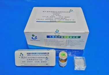 China 20 Test / Kit Diff Quik Stain Kit For Sperm Hyaluronic Acid Binding Assay factory